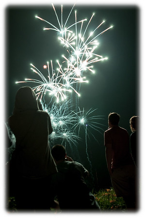 Atwater Fireworks
