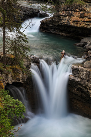 Johnston Canyon