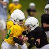 Youth Football, Pendleton, Oregon