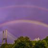 Magical Bridge Rainbow Photography 5 By Messagez com