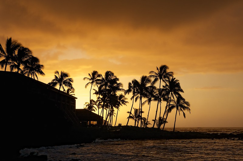 Poipu Sunrise 1