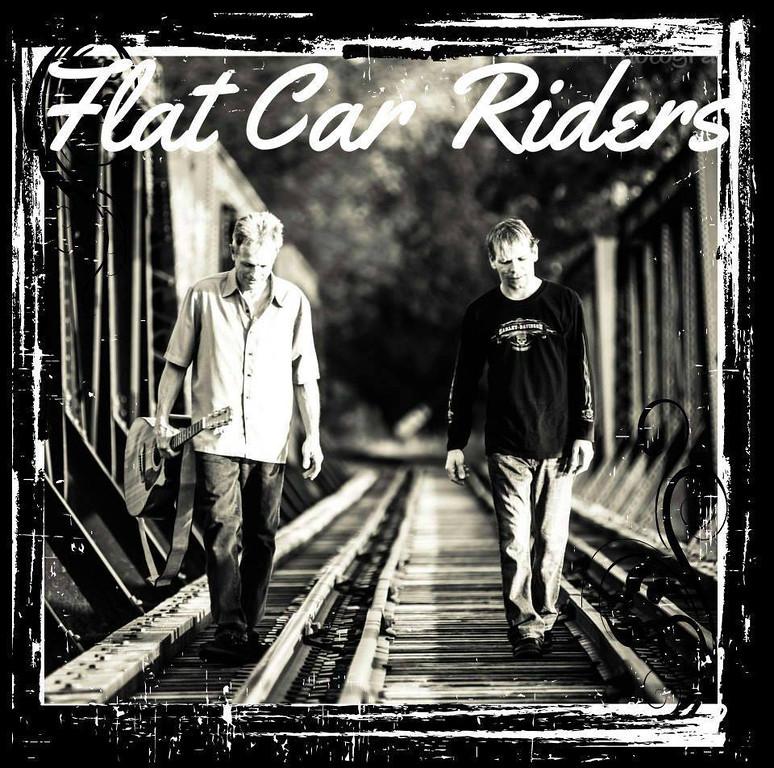 Flat Car Riders