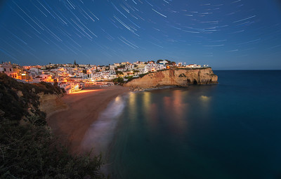 Algarve Startrail Photography