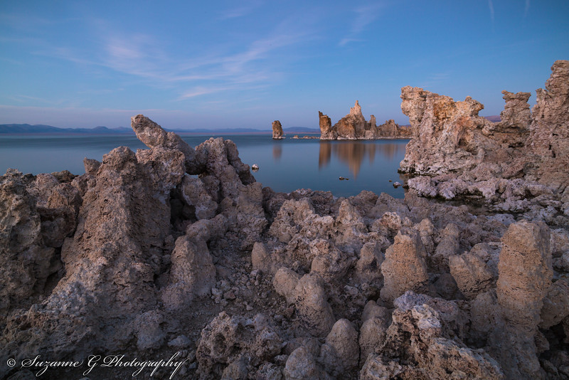 Mono Lake, Lee Vining, CA  10/11/2013