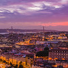 Magical Lisbon City Viewpoint at Sunset Photography 3 Messagez com