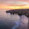 Algarve Marinha Beach Sunset Meditation Photography By Messagez com