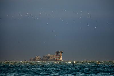 Miles Rock Lighthouse