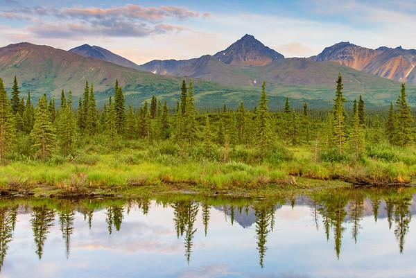 Reflection in Alaska