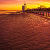 Amazing Lisbon Sunset Light Colors Photography By Messagez com