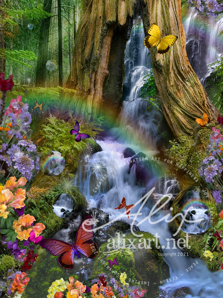 Woodland Forest Fairyland