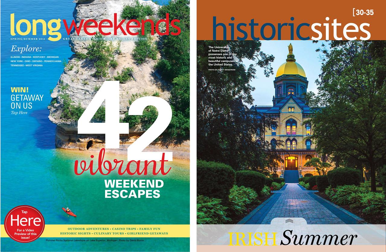 Long Weekends Magazine