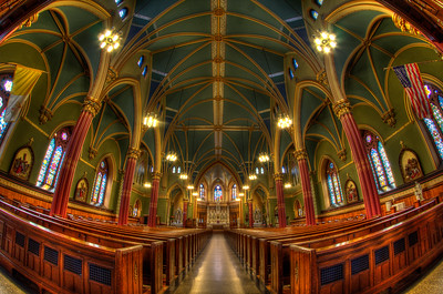 The Basilica of St. John the Evangelist - Stamford, Connecticut