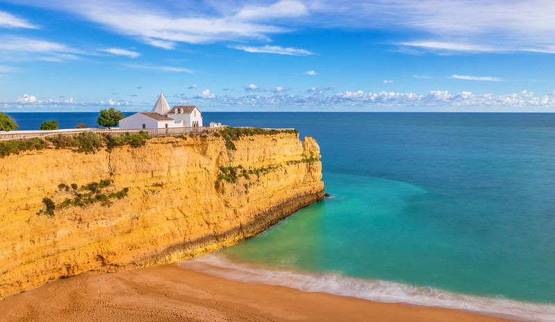 Original Sacred Beach in Algarve Photography By Messagez com