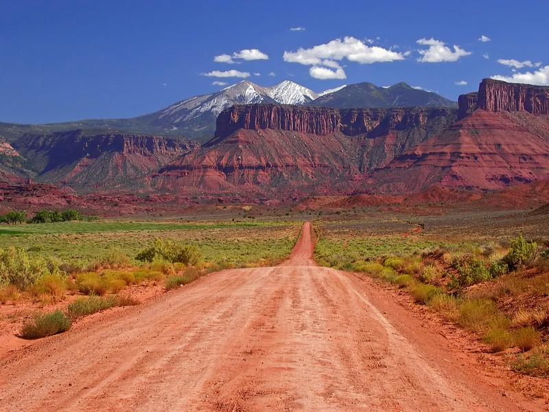Take Me to the Mountains...