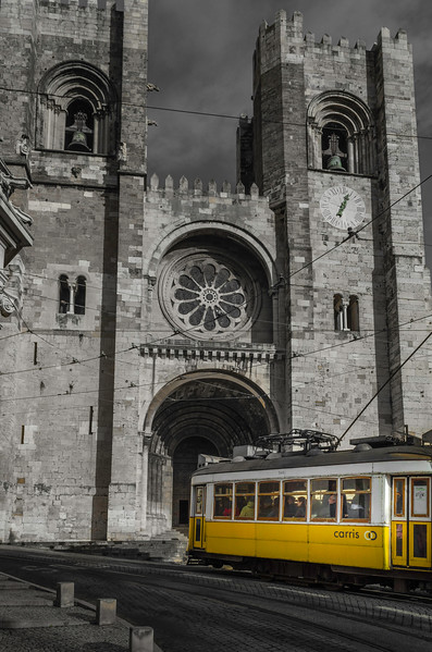 Original Magical Portugal Lisbon Tram Photography By Messagez com