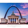 Gateway Arch and Old Courthouse