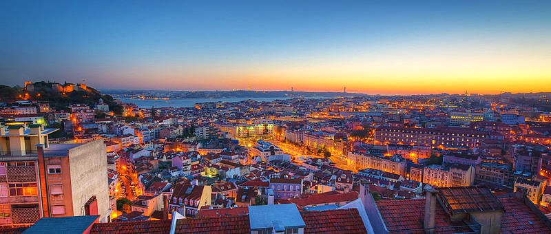 Magic Colors of Lisbon