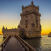 Best of Portugal Lisbon Tower Sunset Photography 24 By Messagez com