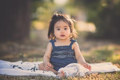 Adeline Rose 8 months