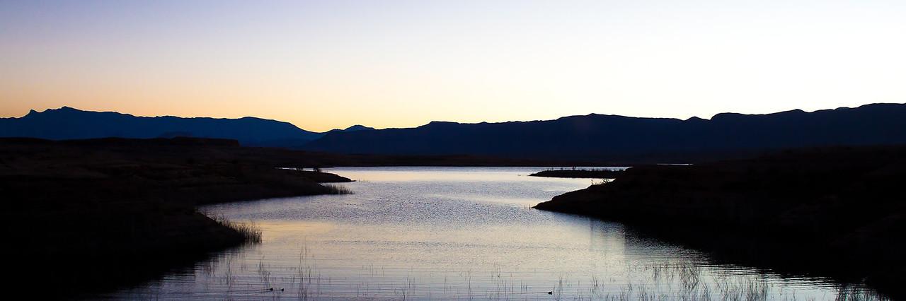 Lake Mead Dawn