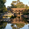 Webster st. bridge on the riverwalk