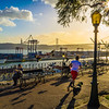 Lisbon Sunshine Viewpoint Photography By Messagez com