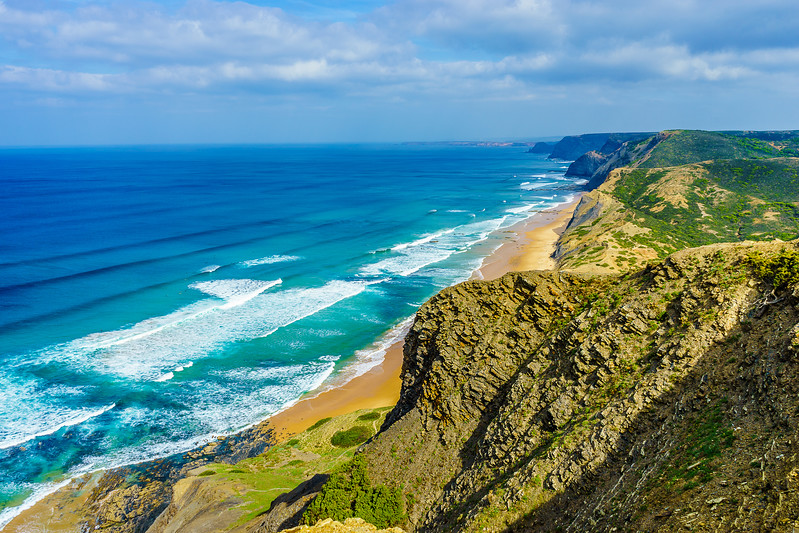 Amazing Portugal Algarve Coast Photography 2 By Messagez com
