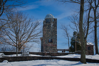 Lambert Tower - Garrett Mountain