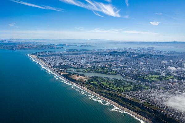 Leaving San Francisco