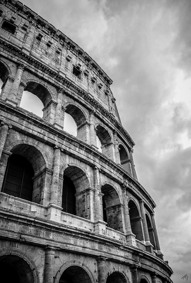 Colosseum, Rome Iatly