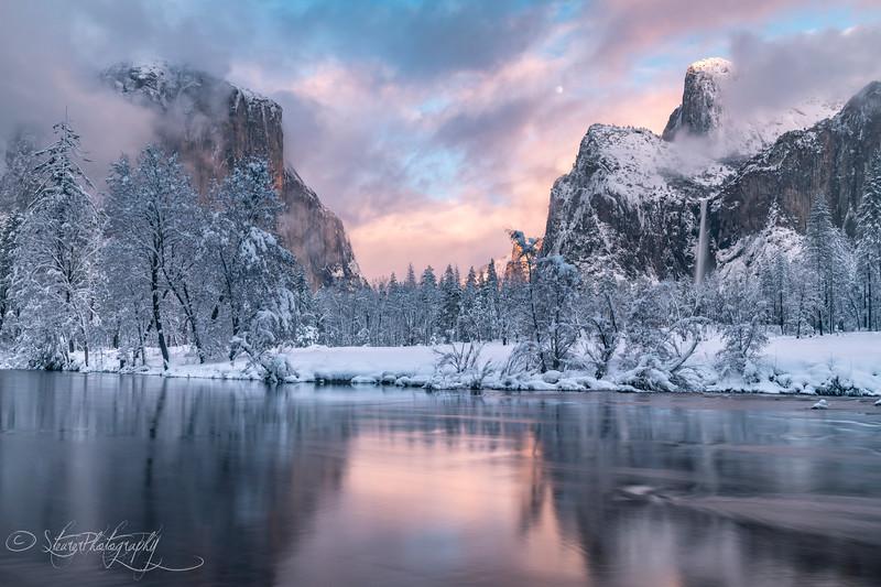 Winterdream  - Yosemite NP, 2019