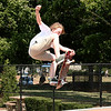 Alex at Centennial Beach Skatepark