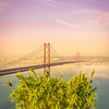 Original Lisbon 25th of April Bridge Landscape Photography 19 By Messagez com