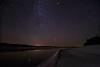 Reflecting on the Andromeda Galaxy