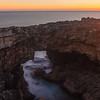 Cascais Sunset on the Rocks Photography By Messagez com