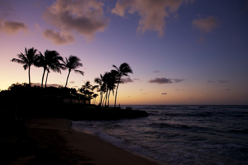 Morning in Kauai
