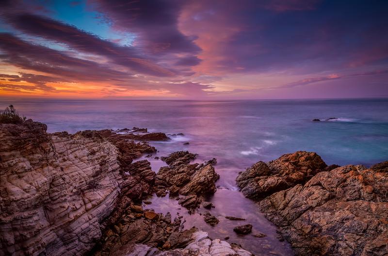 Tasman Sea Sunrise