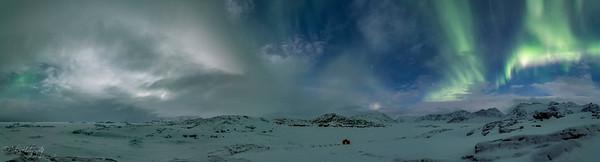 Magical Night - Tiniteqilaaq, East Greenland 2016