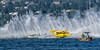 Hydroplane Racing (about to crash)