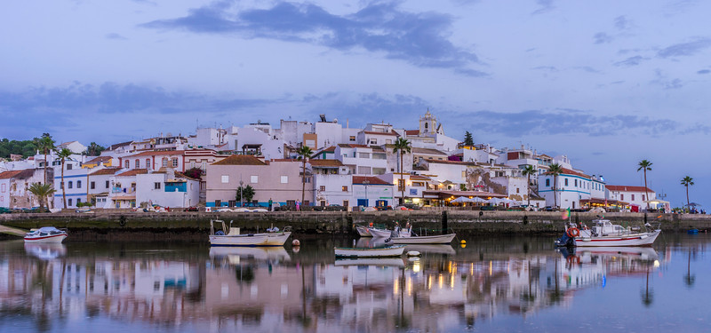 Algarve Ferragudo Village Beauty Photography By Messagez com