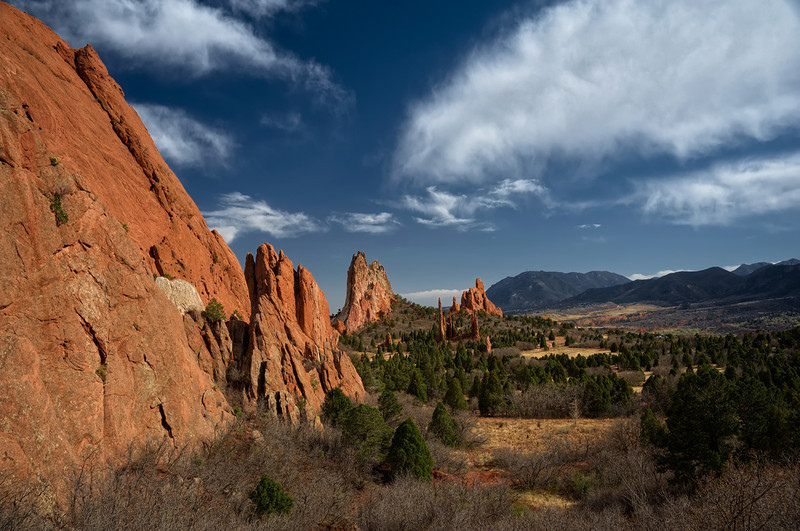 From Garden of the Gods to Cheyenne Mountain