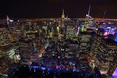 Top of the Rock, New York City