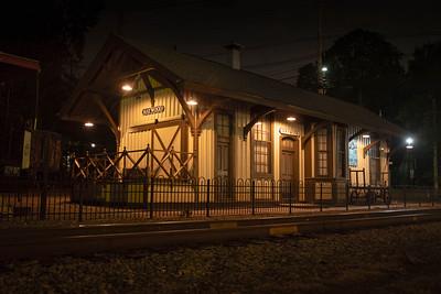 Maywood Train Station - Maywood , New Jersey