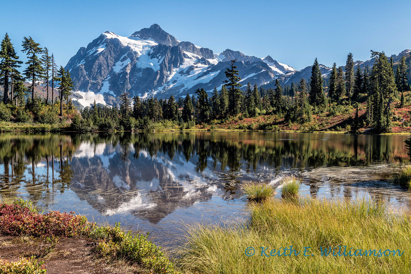 Mount Shuksan, early October
