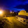 Porch Light at Hopson
