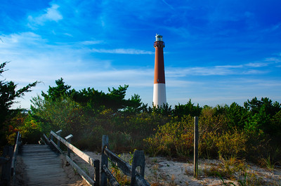 Barnegat Lighthouse - Long Beach Island