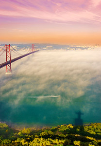 Lisbon Bridge Viewpoint