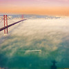 Original Lisbon 25th of April Bridge Landscape Photography 20 By Messagez com