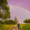 Original Double Rainbow Portal Photography By Messagez com