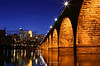 Stone Arch Bridge, Minneapolis MN